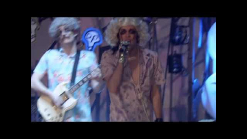 The Mighty Boosh - I did a shit on your mum (Future Sailors Tour 2009)