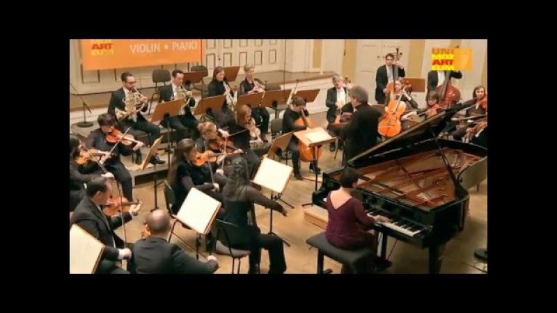 Yoonhee Yang - Mozart Piano Concerto in E-flat major K. 271 Jeunehomme