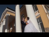 Оранжевая свадьба Олега и Надежды
