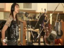Charlotte Gainsbourg and Beck performing Heaven Can Wait on KCRW