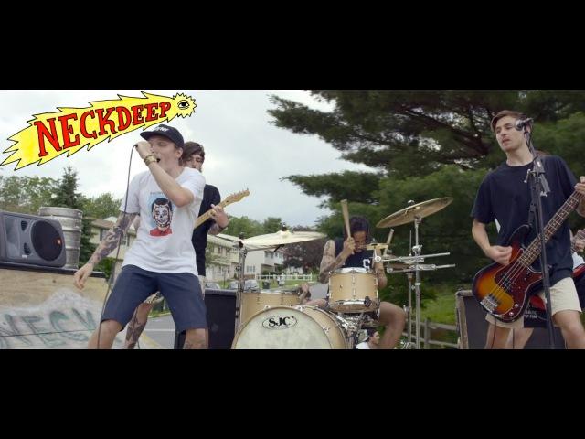 Neck Deep - Gold Steps (Official Music Video)