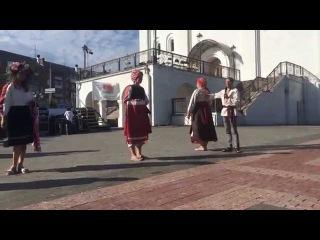 Русский народный костюм Брянской Губернии. Ясна Яра в Брянске