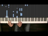 Hans Zimmer - Inception - Time (Piano Version) + Sheet Music