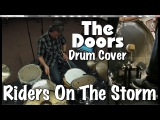 The Doors - Riders On The Storm Drum Cover(Redeye Percussion)