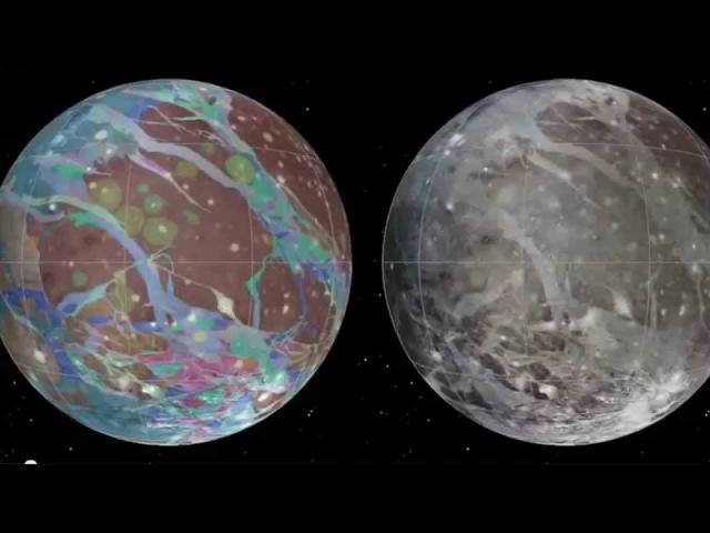 Human Origin Purple Dawn Saturn Theory Genesis Ganymede Hypothesis Electric Universe Part II