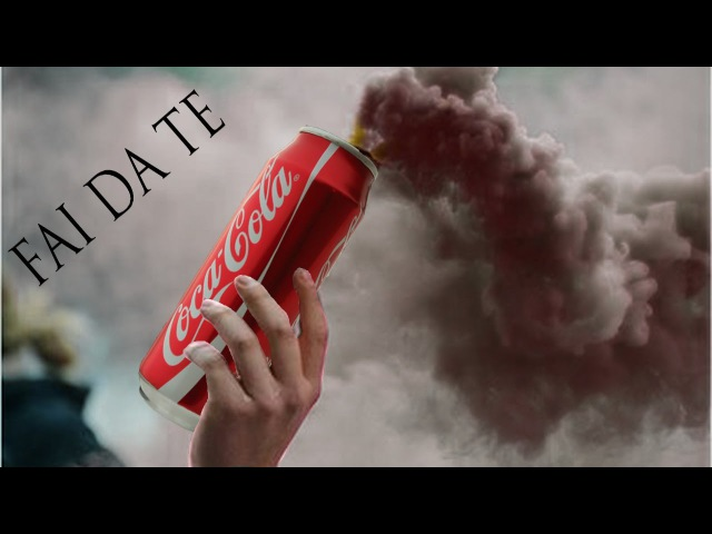 Fumogeno Cucinando CocaCola • Fai da Te