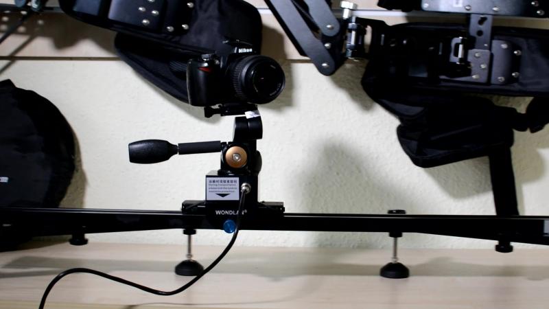 Глайдтрек Wondlan ER01м с электроприводом