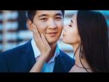 Данияр & Бота. Love story  в стиле Real Madrid . Wedding in Shymkent . Свадьба в Шымкенте. Same Day Edit by AS-studio.