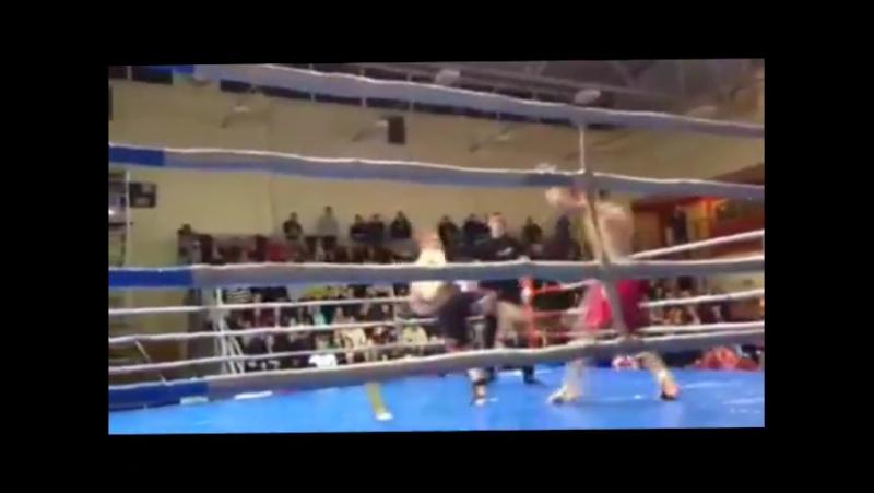 Виталий Усов Golden Glory vs Maris Maksimovs Garkalne K 1 Cesis VCL 28.11.2015