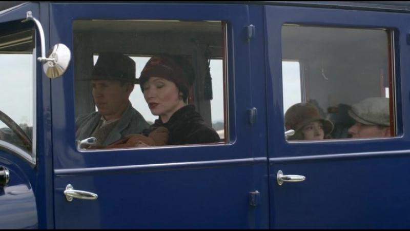 Леди-детектив мисс Фрайни Фишер / Miss Fisher's Murder Mysteries - Сезон 3 Серия 2