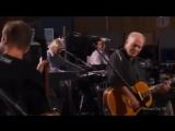 David Gilmour & Rick Wright - Echoes improvisation. Live at Abbey road studio.