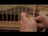 Плетение из лозы-Плетем полочку-Wickerwork