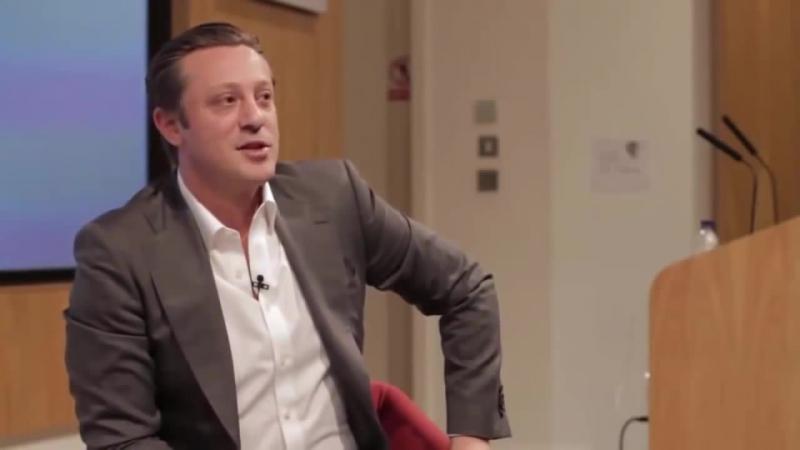 Антон Крейл бывший сотрудник Goldman Sachs отвечает на вопросы студентов.Советы частному трейдеру.