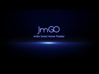 Умный домашний 3D кинотеатр-проектор JmGo G1