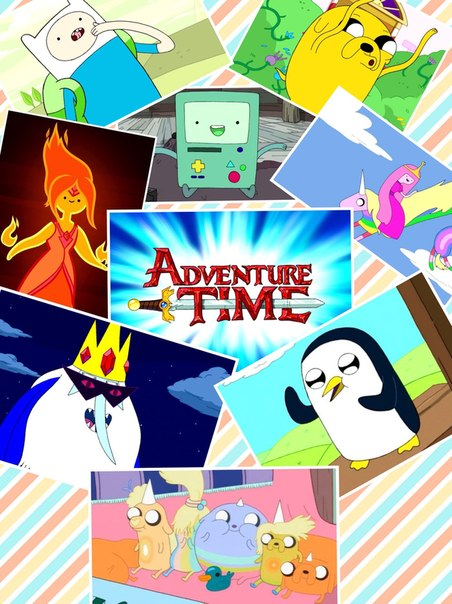 adventure time аватарки:
