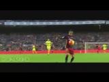 Потрясающий гол Неймара в матче с Вильярреалом