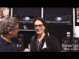 Chat with Steve Vai, Mark Egan, Jimmy Douglass, Richard Chycki and Maddi Schieferstein