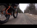 HAMMOCK CAMPING WITH A FAT BIKE