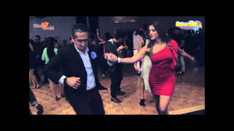 Shani Talmor y Armando Cervantes SaborArt Salsa Festival 2015