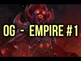 OG vs Empire Highlights The Summit 4 EU FINAL Game 1 Dota 2 (Bo5)