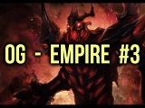 OG vs Empire Highlights The Summit 4 EU FINAL Game 3 Dota 2 (Bo5)
