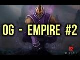 OG vs Empire Highlights The Summit 4 EU FINAL Game 2 Dota 2 (Bo5)
