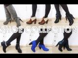 Моя КОЛЛЕКЦИЯ ОБУВИ  ♥ Демисезонная обувь: ботильоны, сапоги, ботинки