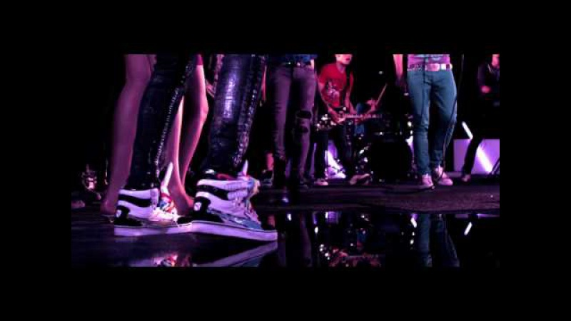 Faber Drive G-Get Up And Dance! Official Music Video!