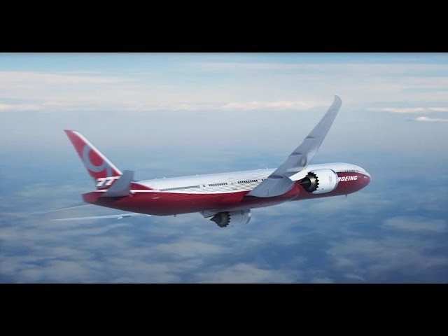 Boeing Introduces its New Fuel-Efficient, Twin-Engine Jet for Long-Haul Flights The 777X