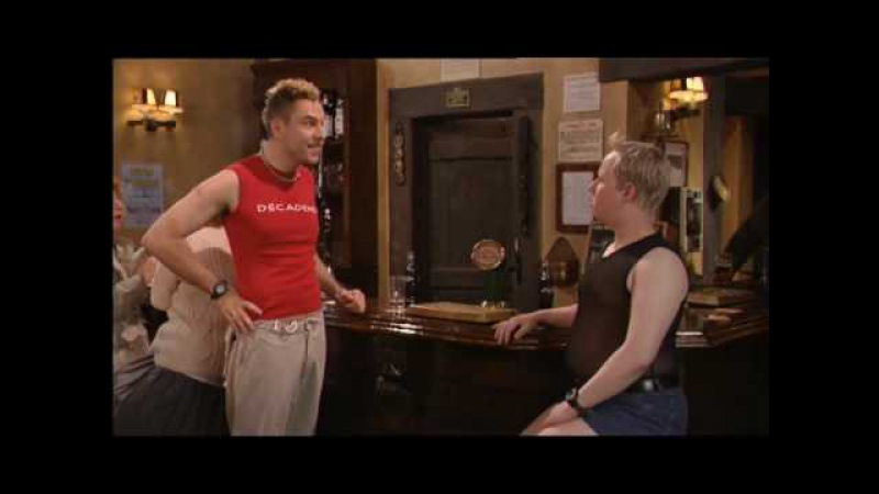 Little Britain - Daffyd Thomas the only gay in the village