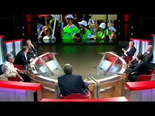 Леонид Гозман vs Михаил Старшинов: два взгляда на `Бессмертный полк `