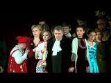 К 70-летию Победы в театре Сатиры поставили спектакль - воспоминание об артистах, погибших на фронте - Первый канал