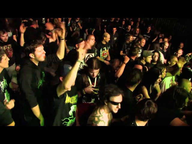 Suffocation - Live at Mountains of Death 2010