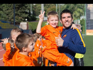 FCBEscola Camp Sochi Autumn 2015