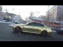 Эрик Давидыч и его BMW M5 Gold