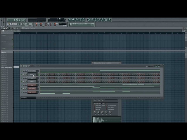 FL Studio Tutorial How To Make An Underground Hip Hop Beats Part 1