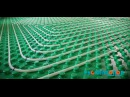Теплый пол монтаж системы отопления водяной теплый пол цемент песчаная стяжка
