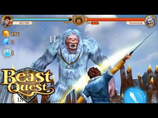 Let's Play Beast Quest iOS Video-Game