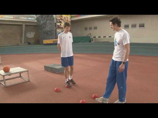 ОФП ПРО - Комплекс упражнений для коленного сустава