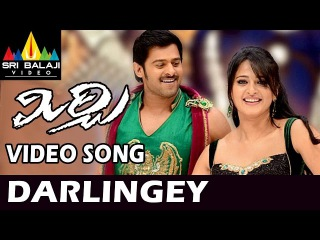 Mirchi Songs | Darlingey Video Song | Latest Telugu Video Songs | Prabhas, Anushka