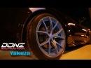 Manta Ray C7 Corvette Donz Forged Wheels at SEMA 2014