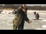 Рыбалка на карася по последнему льду
