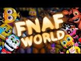 Прохождение игры FNaF World | Появление Шедоу Фредди №2