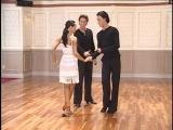 Танцевальный Тренинг Донни Бернс.(Джайв)