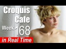 Croquis Cafe: Figure Drawing Resource No. 169