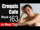 Croquis Cafe: Figure Drawing Resource No. 163