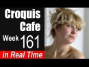 Croquis Cafe: Figure Drawing Resource No. 161