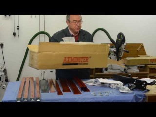 UJK Technology Professional Router Table Assembly - Part 1