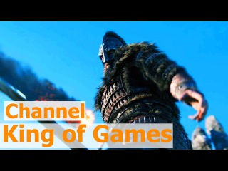 Channel King of Games TRAILER