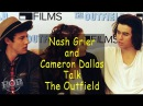 Nash Grier Cameron Dallas talk The Outfield Movie!